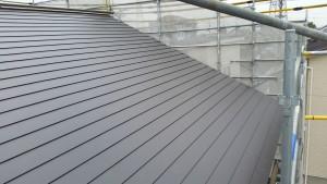 屋根ガルバニウム鋼板(H28年3月4日)