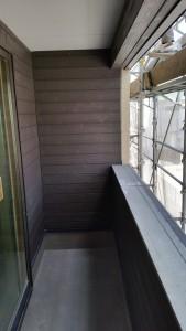 菅邸外壁サイディング施工(H28年3月25日)